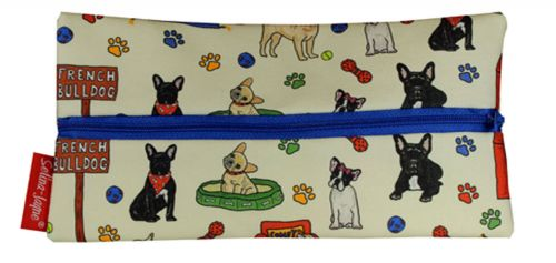 Selina-Jayne French Bulldog Limited Edition Designer Pencil Case